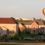 Hot Air Balloons in Octorara Glen